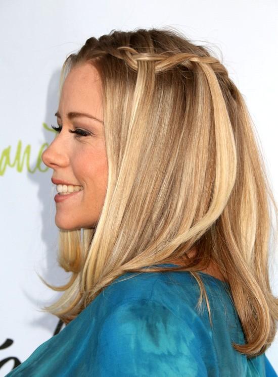 10 pięknych fryzur ślubnych