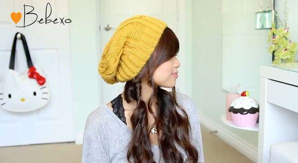 Cztery fryzury doskonałe pod czapkę! (VIDEO)