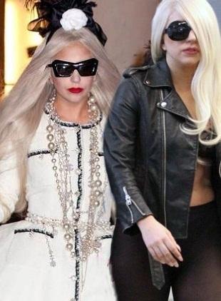 Lady Gaga na wrześnowej okładce Vogue'a