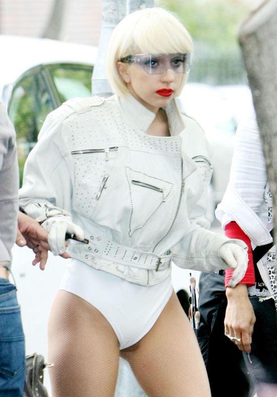 Lady Gaga bez makijażu (FOTO)