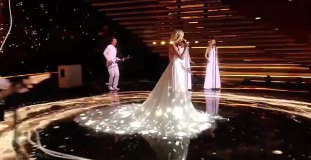 Eurowizja 2015- Rosjanka Polina Gagarina ukradła pomysł JLo?