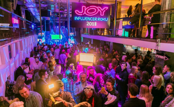 gala joy influencer roku 2018