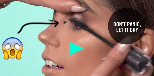 Makijażysta Kylie Jenner pokazuje, co zrobić, gdy ubrudzicie się mascarą