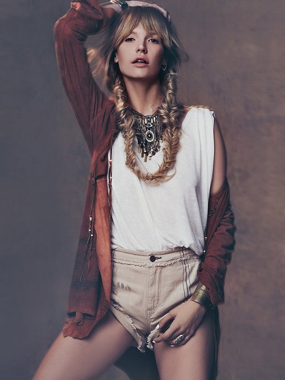 Festiwalowy lookbook Free People (FOTO)