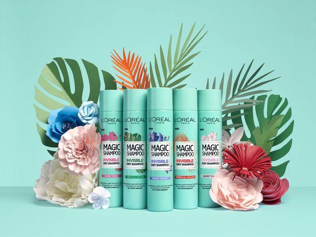 Oto suchy szampon, który ma zrewolucjonizować codzienne dbanie o włosy!