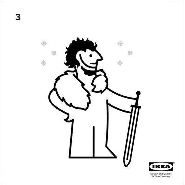 Brawo Ikea! Oto jak krok po kroku