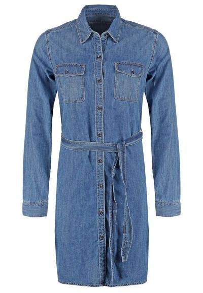Sukienki z jeansu - Must have na wiosne 2016