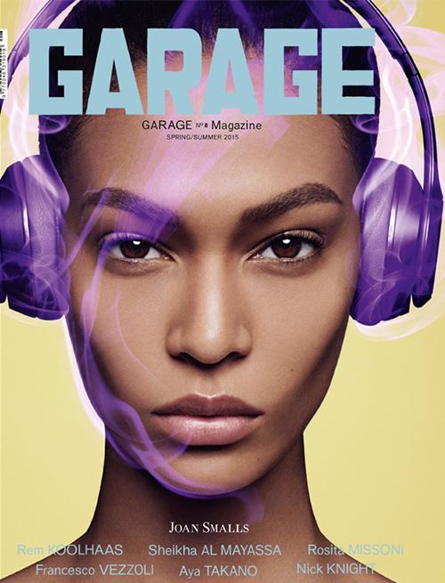 Słynne top modelki dla magazynu Garage (FOTO)