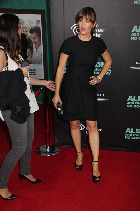 Po co szczupłej Jennifer Garner bielizna wyszczuplająca?