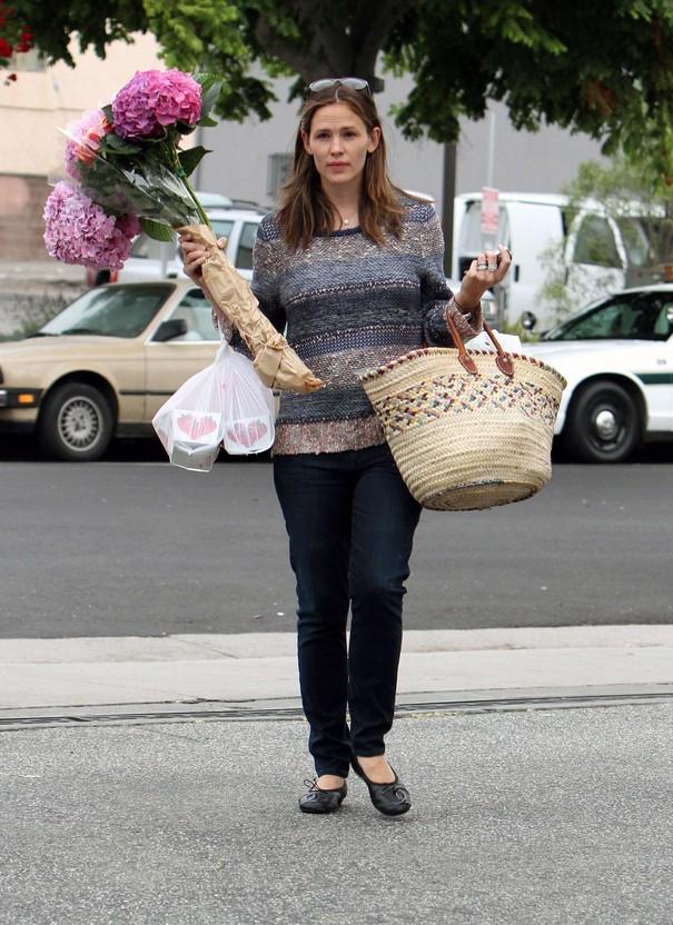 Jennifer Garner w codziennej stylizacji