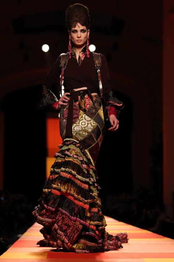 Jean Paul Gaultier Haute Couture wiosna-lato 2013