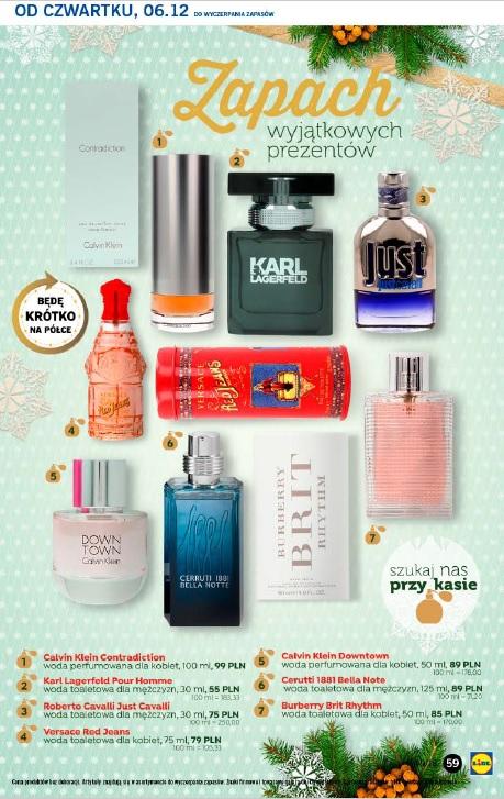 Tanie perfumy od projektantów w popularnym dyskoncie! To naprawdę okazja!