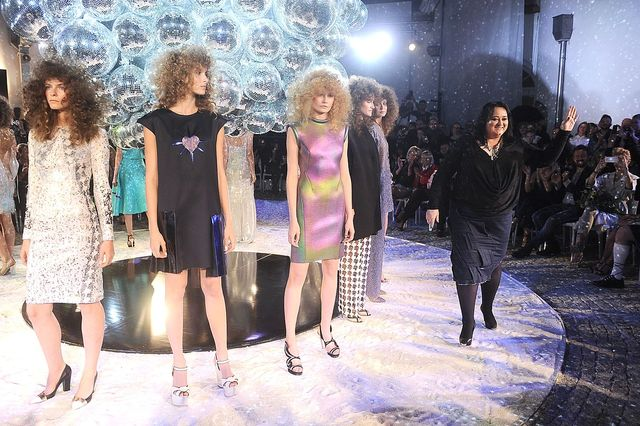 Gosia Baczynska na Paris Fashion Week! (FOTO)