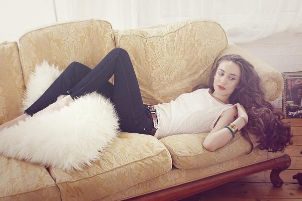 Elizabeth Jagger twarzą kampanii Wrangler Denim Spa