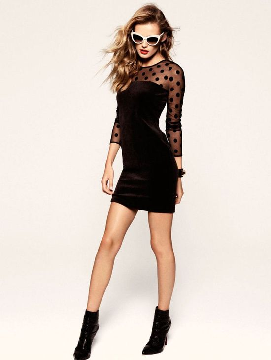 Juicy Couture Holiday 2012 Lookbook (FOTO)