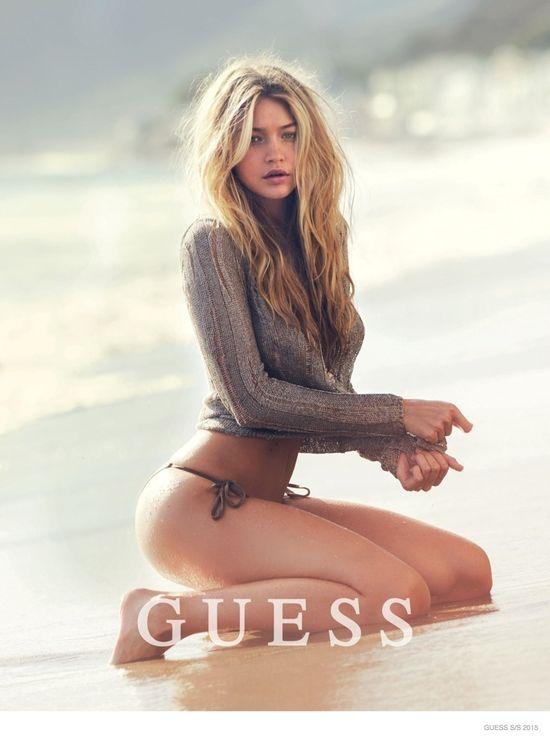 Gorąca kampania marki Guess z Gigi Hadid w roli głównej