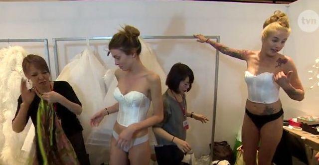 Karolinę Gilon w Top Model pogrążą jej kobiece kształty?