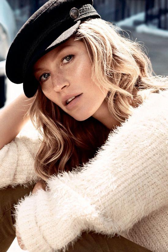 Gisele Bundchen ponownie dla H&M (FOTO)
