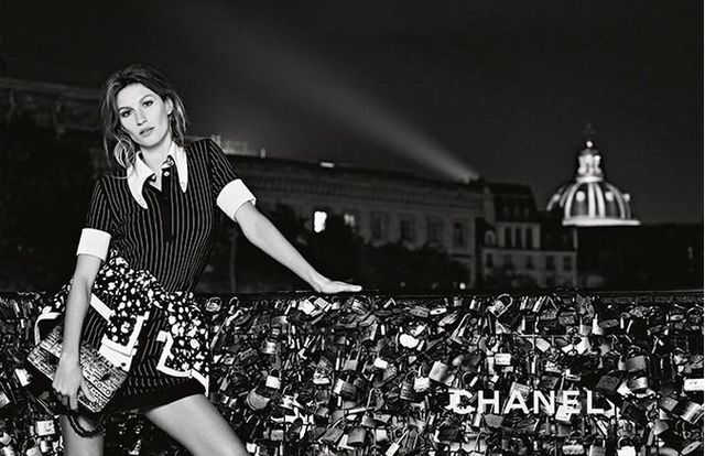 Gisele Bündchen w zbuntowanej kampanii Chanel (FOTO)