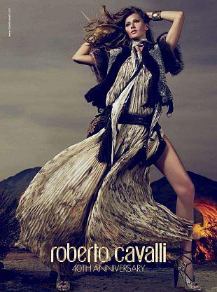40 lat Roberto Cavalli