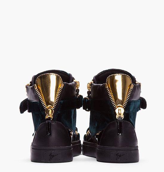 Ekskluzywne sneakersy od Giuseppe Zanotti