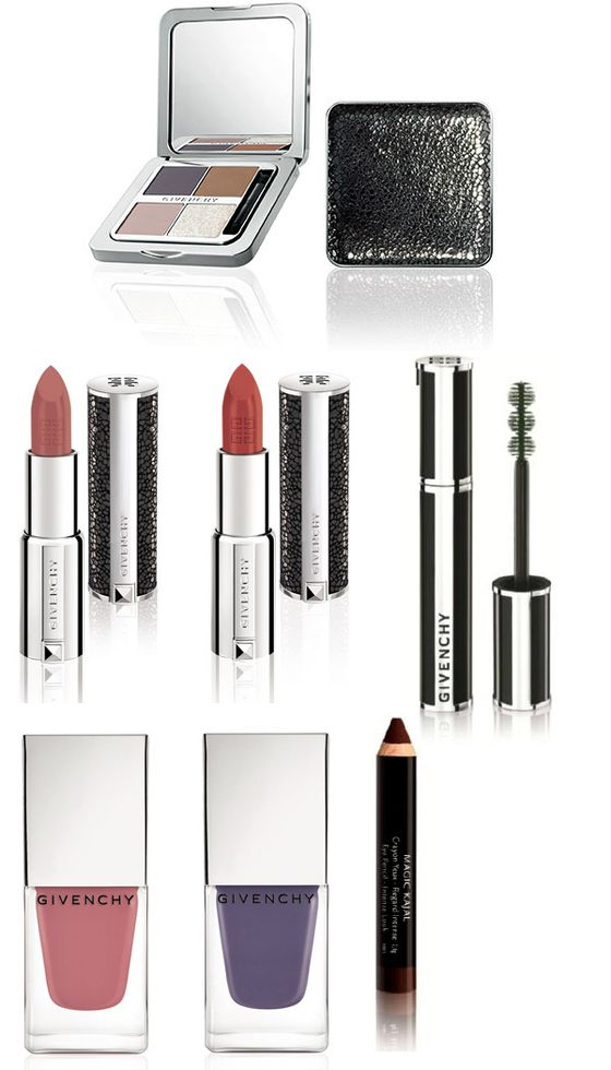 Makijaż od Givenchy na jesień 2013 (FOTO)