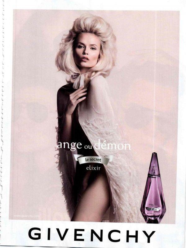 Natasha Poly ponownie w kampanii Givenchy (FOTO)