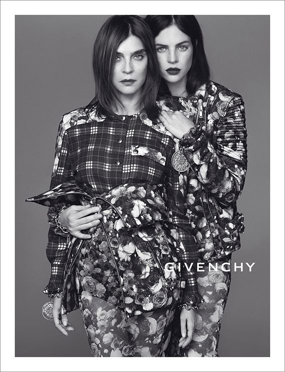 Pierwsze zdjęcia z Givenchy Fall Winter 2013 (FOTO)
