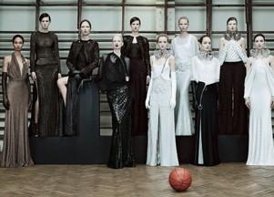 Givenchy Haute Couture Wiosna/Lato 2012