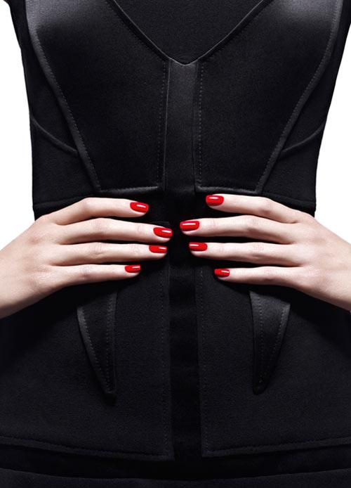 Mariacarla Boscono ponownie dla Givenchy