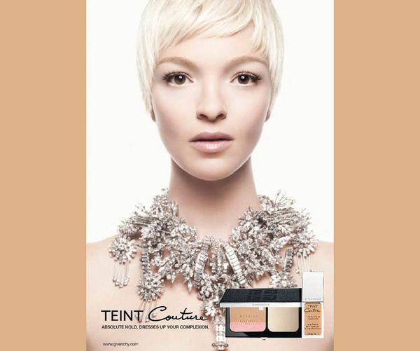 Givenchy Teint Couture - makijaż na jesień 2013 (FOTO)