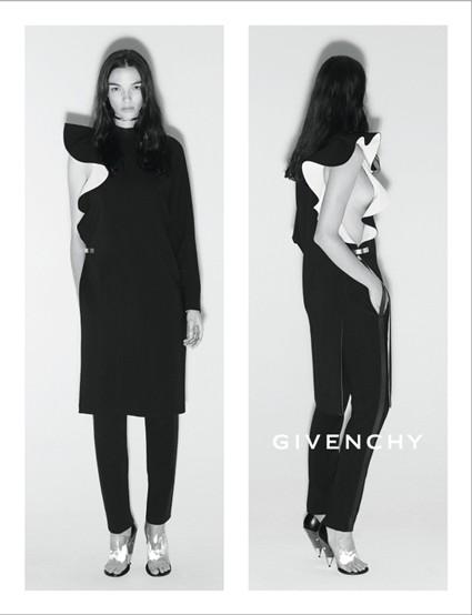 Kate Moss w kampanii Givenchy