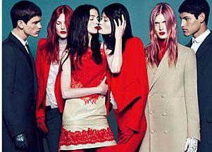 Givenchy - jesień 2010