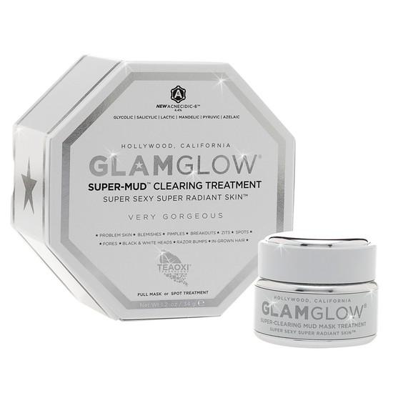 Kosmetyk tygodnia: GlamGlow maseczka Super-Mud Clearing Tre