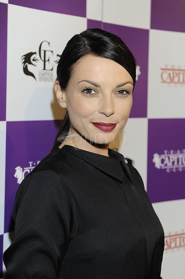 Kasia Zielińska i Katarzyna Glinka w czerni