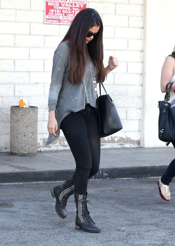 Selena Gomez w rockowym wydaniu