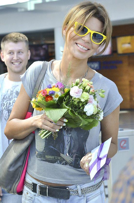 Letnia stylizacja Edyty Górniak (FOTO)