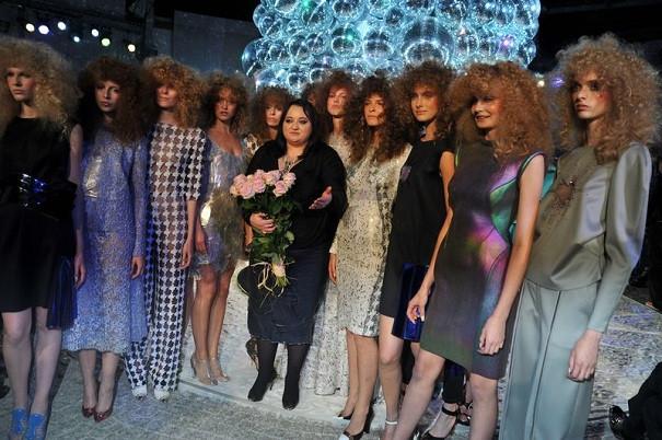 Gosia Baczyńska za rok powróci na Paris Fashion Week (FOTO)