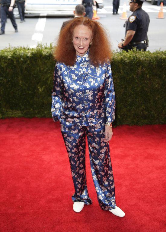 Grace Coddington odchodzi z Vogue'a