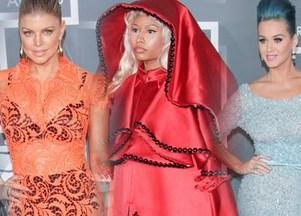 Gwiazdy na gali Grammy