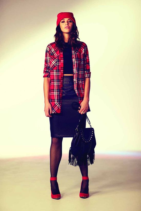 New Look Grunge - lookbook jesień-zima 2013/14