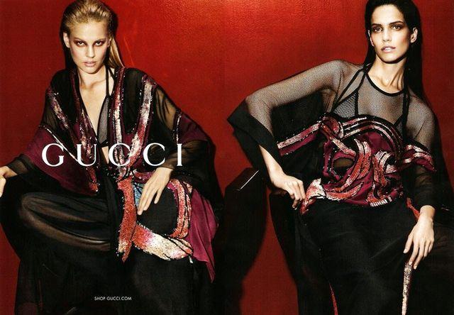 Nowe twarze w kampanii Gucci wiosna-lato 2014 (FOTO)