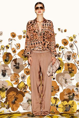 Gucci - kolekcja Pre-Fall 2012
