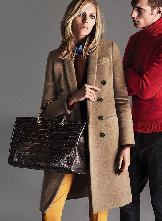 Anja Rubik jedyną gwiazdą kampanii Gucci! (FOTO)