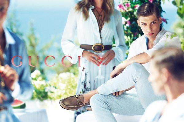 Gucci Resort 2013 - pełna kampania i video reklamowe