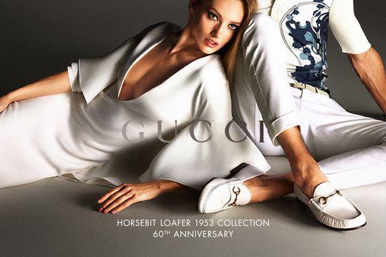Kolejna odsłona kampanii Gucci wiosna-lato 2013 (FOTO)
