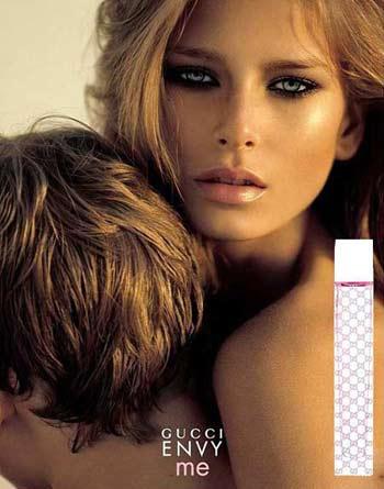 Zazdrość pachnie jak Gucci