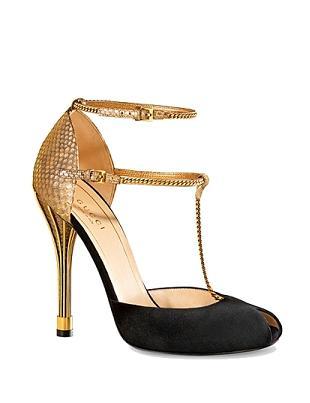 Buty z wiosennej kolekcji Gucci