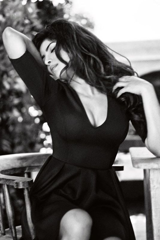 Priyanka Chopra for Guess