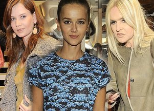 Gwiazdy na premierze Marni dla H&M